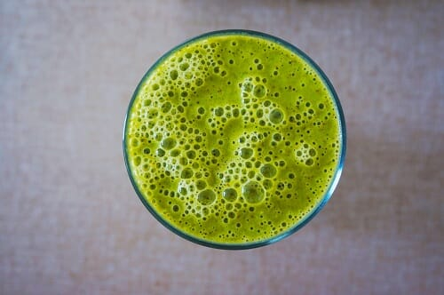 Green apple whole30 smoothie