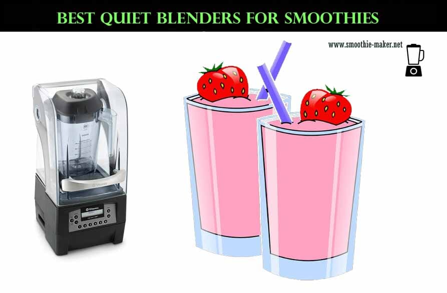 Top 10 Best Quiet Blenders for Smoothies