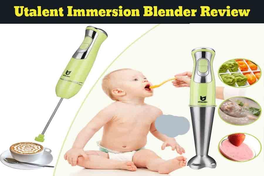 Utalent Immersion Blender Review (2019)