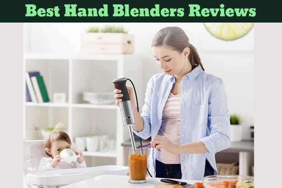 Top 10 Best Hand Blenders | Reviews (2019)