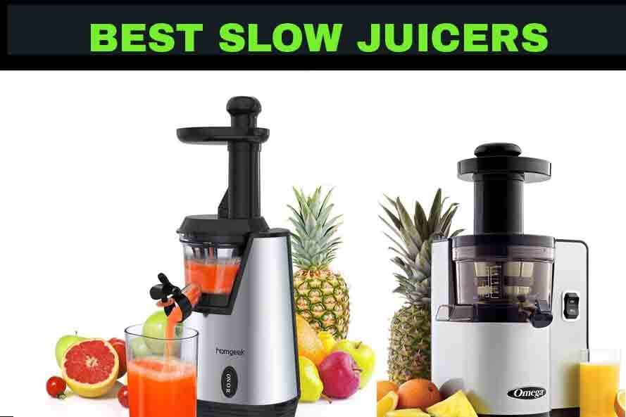 Top 10 Rated Best Slow Juicer (2019)