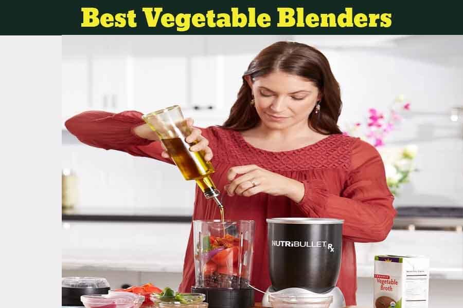 vegetable blender