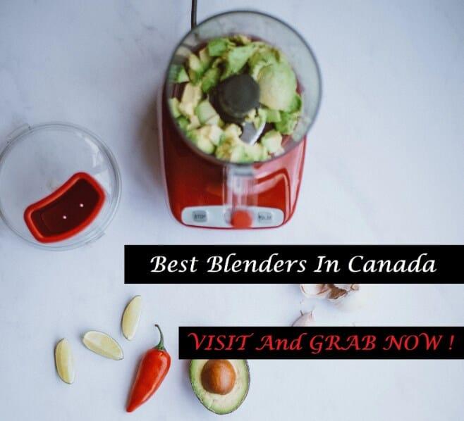 best blenders in canada