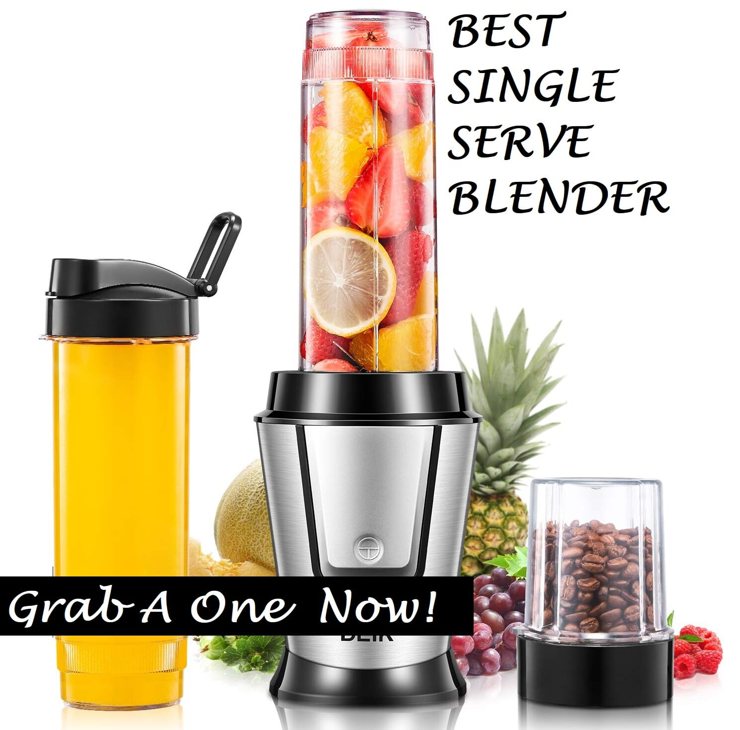 best single serve blender
